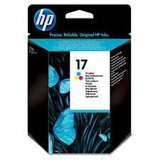 ראש דיו מקורי צבע (17) HP C6625A