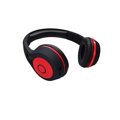 אוזניות ראש H1 BT4.1 שחור/אדום