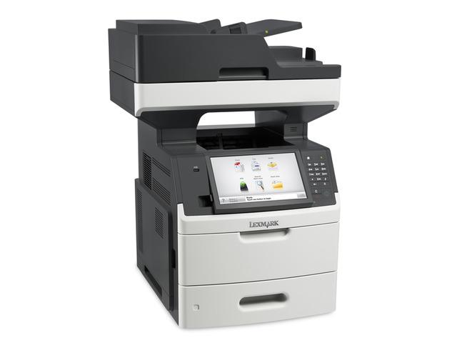 מדפסת Lexmark MX711de לקסמרק