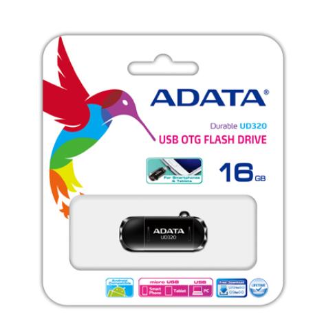 דיסק און קי A-Data UD320 16GB