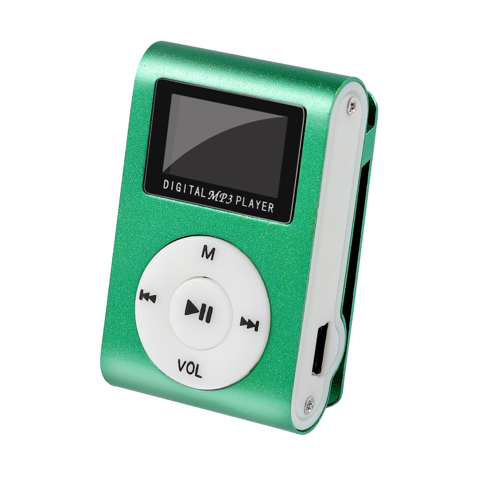 נגן MP3 +קליפס