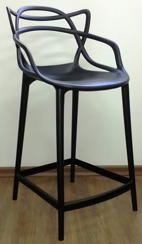 אסו כיסא בר פלסטיק דגם פיקאסו