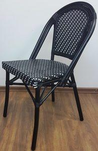כיסא ראטן דגם לבנדרה