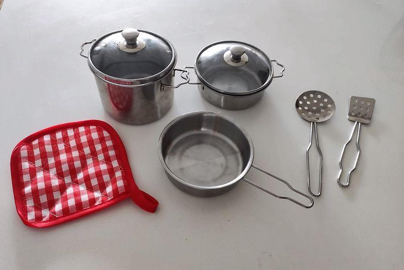 כלי מטבח מנירוסטה