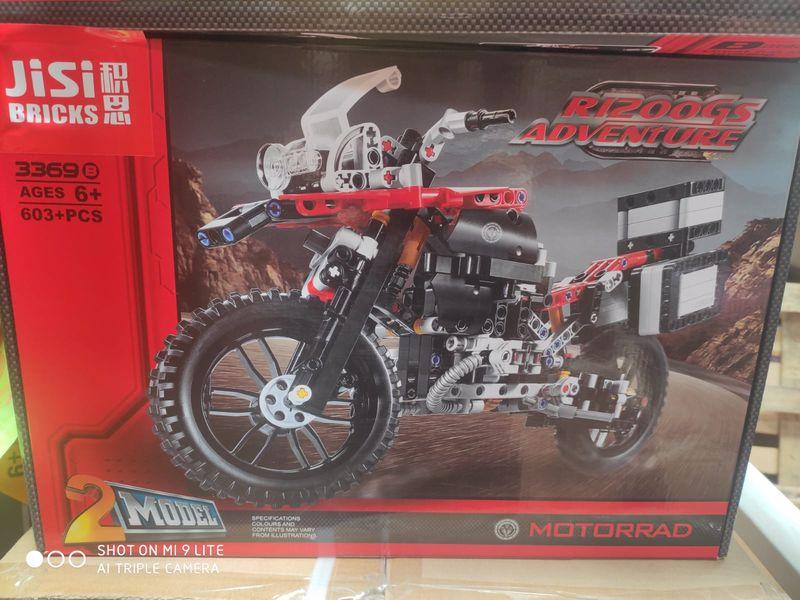 לגו אופנוע