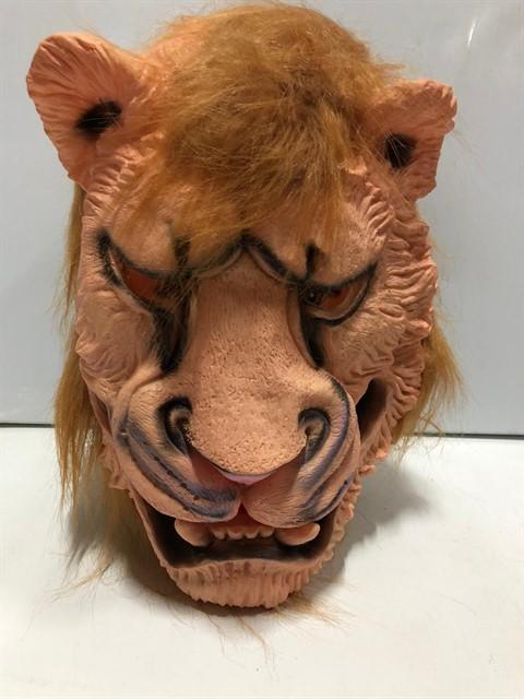 מסכה של אריה