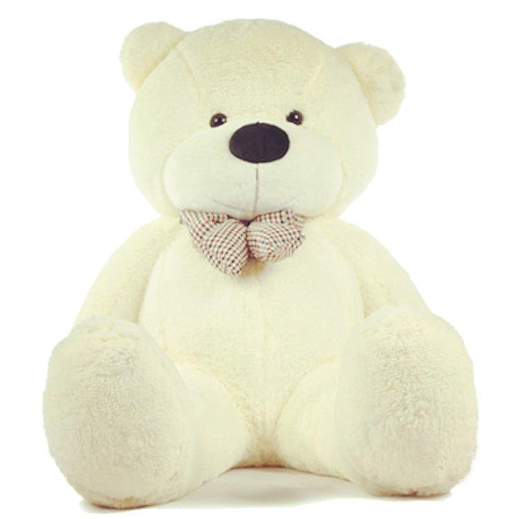 דובי לבן ענק!! 2 מטר