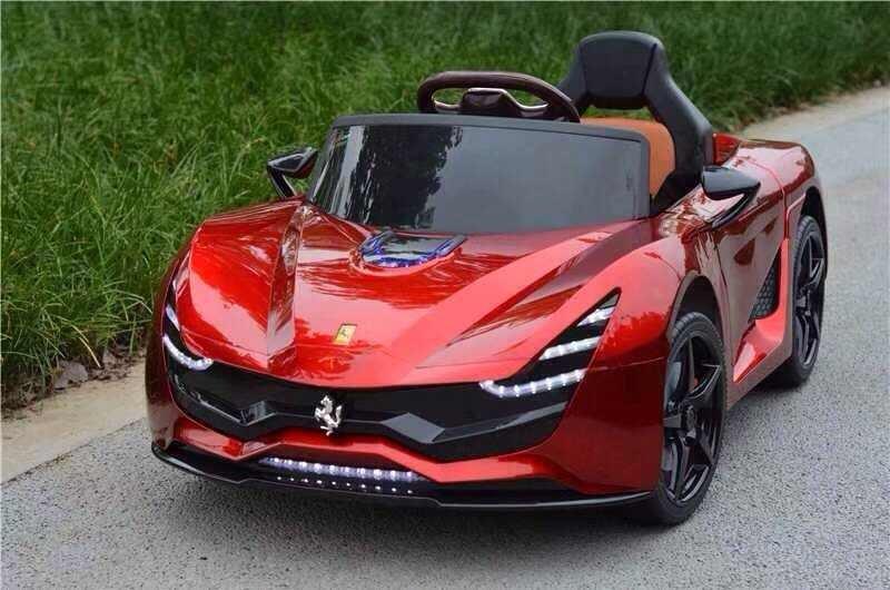 מכונית דמוי פרארי 12 וולט