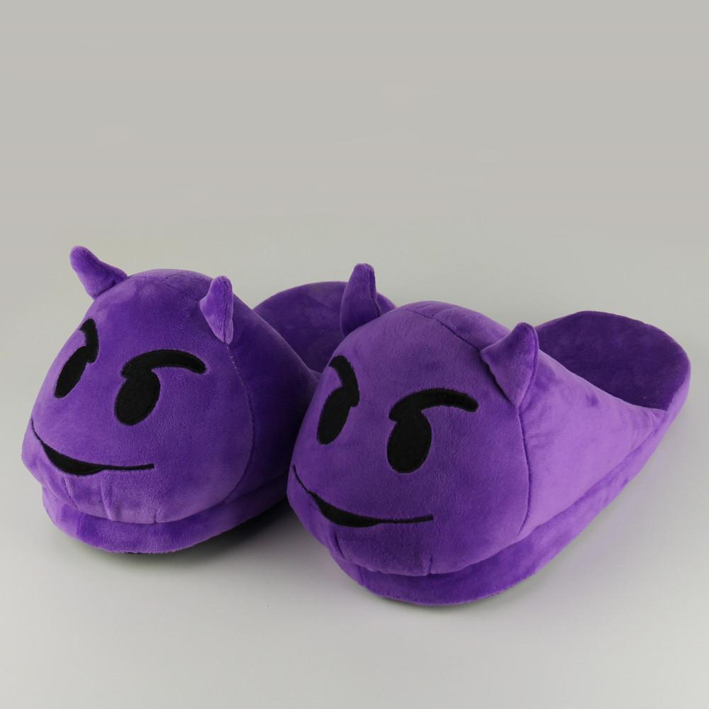 נעלי בית שטן