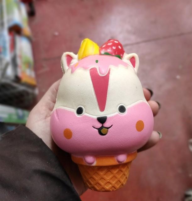 סקוושי גלידה