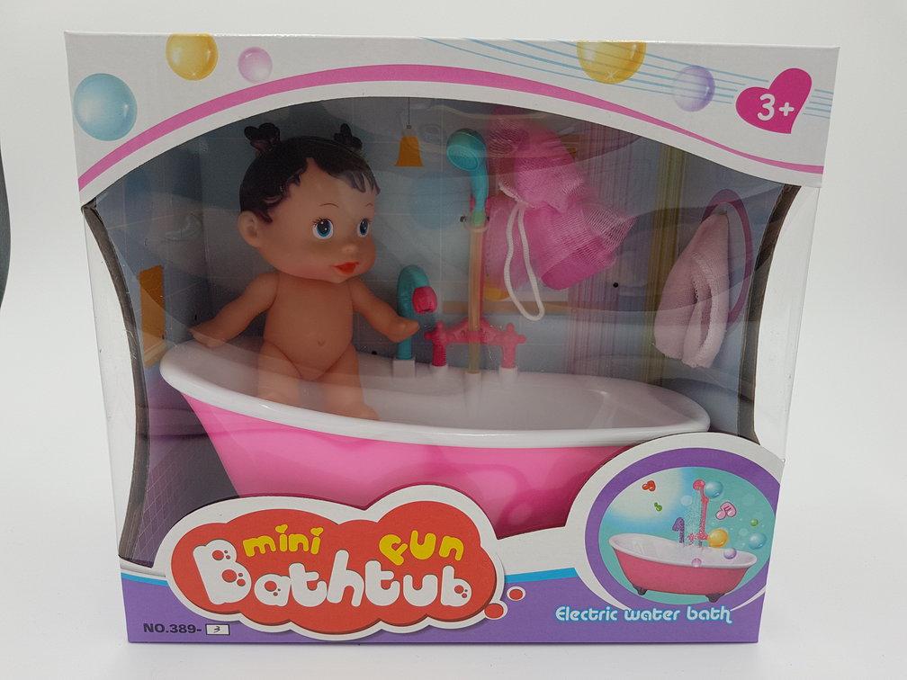 בובת אמבטיה