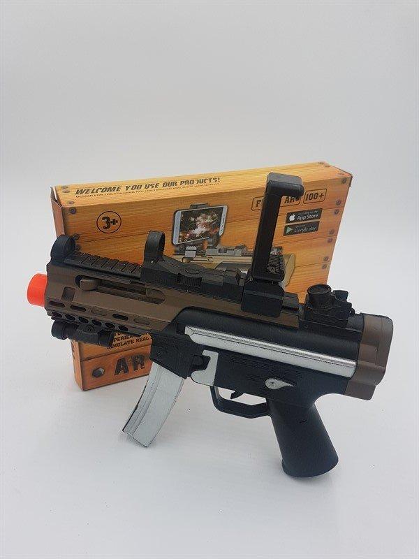 רובהAR GUN עם רטט ,מציאות מדומה