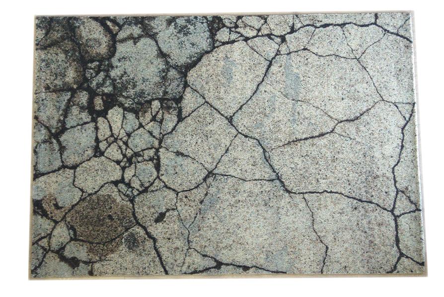 שטיח אבסטרקט סלעי 1.2-1.6