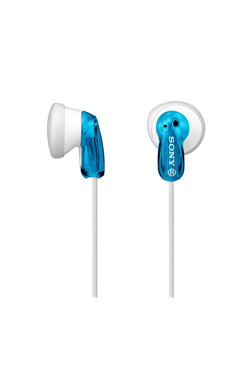 אוזניות כפתור SONY  כחול