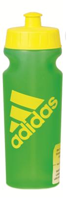 בקבוק שתייה אדידס ירוק עפ פקק צהוב