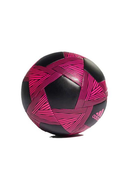כדורגל אדידס שחור ופוקסיה
