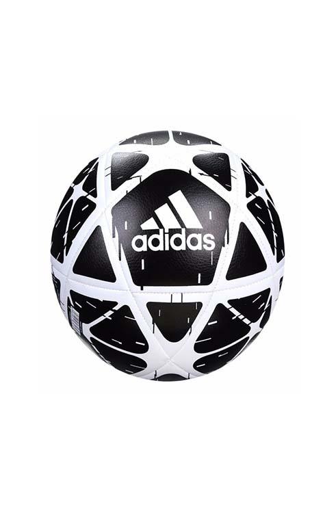 כדורגל אדידס שחור לבן משולשים
