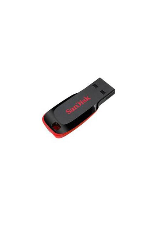 זיכרון נייד סאן דיסק 16 ג´יגה   SANDISK CRUZER BLAD Z50 16GB