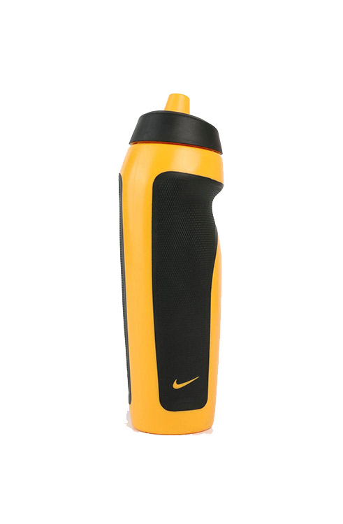 בקבוק שתייה נייק NIKE צהוב