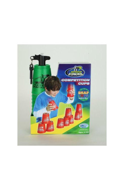 ספיד סטאקס SPEED STACKS (כוסות בצבע ירוק)
