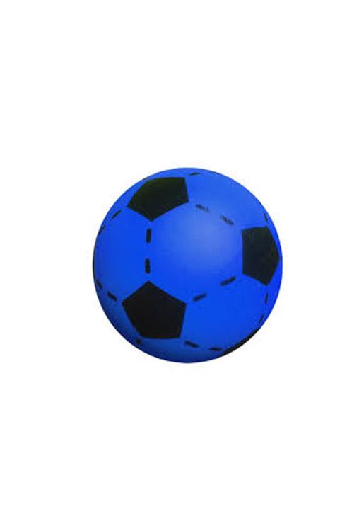 כדור ספוג גדול כחול