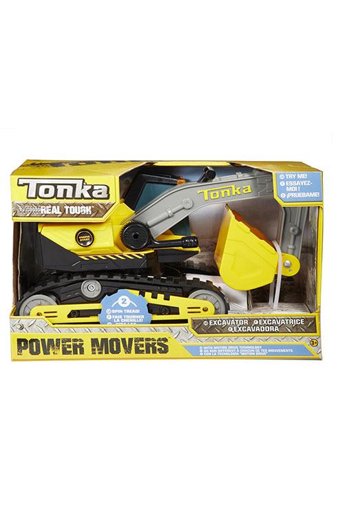 טרקטור מחפרון אלקטרוני אורות וקולות TONKA