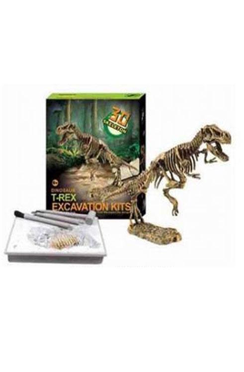 ערכת ארכיאולוגיה  דינוזאורים דגם 1