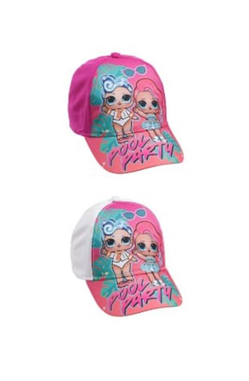 כובע קיץ לילדים לול LOL