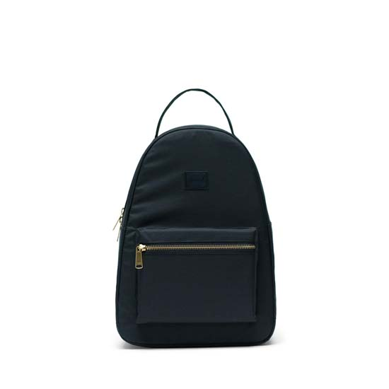 תיק גב HERSCHEL הרשל NOVA SMALL LIGHT BLACK
