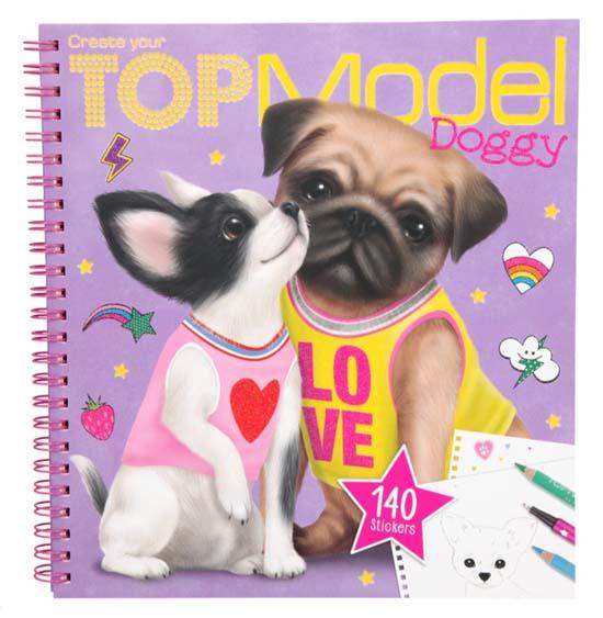 טופ מודל כלבים - DOGGY