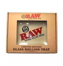 מגש RAW זכוכית גדול עיצוב יפיפה מתנה יפיפיה לכל בית
