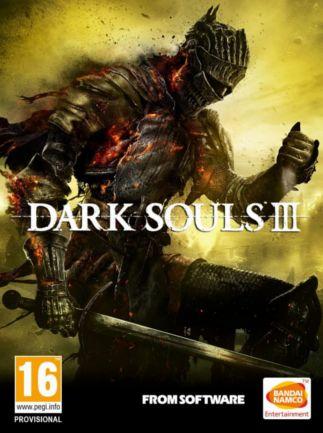 Dark Souls 3 Key GLOBAL