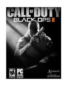 Call of Duty Black Ops II Key GLOBAL