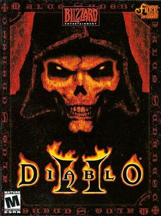Diablo 2 Base Blizzard Key