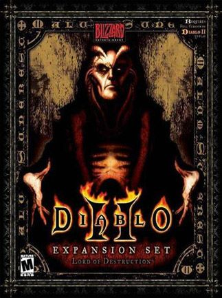 Diablo 2 Lord of Destruction Blizzard