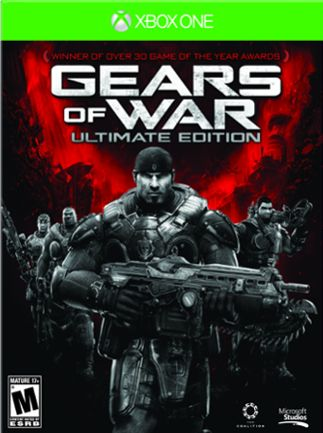 Gears of War  Ultimate Edition XBOX LIVE Key GLOBAL