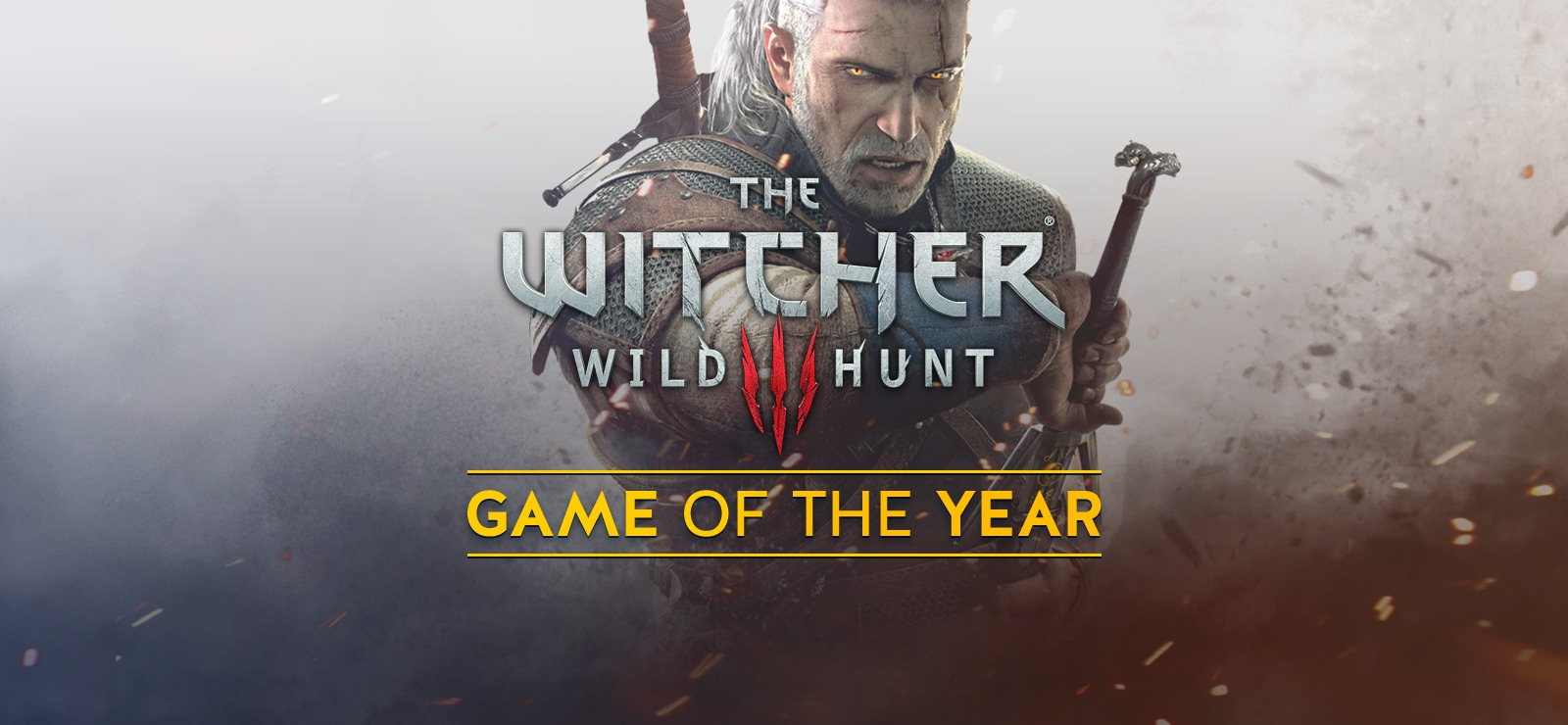 The Witcher 3: Wild Hunt GOTYThe Witcher 3: Wild Hunt GOTY