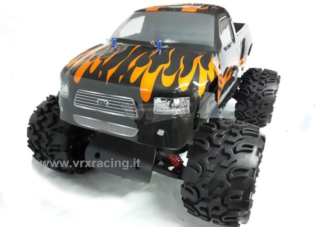 Blaze Truck 2WD 2.4GHz