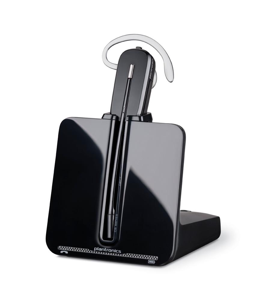 מערכת ראש אלחוטית לטלפון ולמחשב CS540 פלנטרוניקס