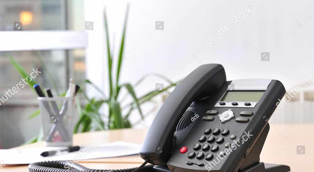טלפונים שולחנים מסדרת VVX