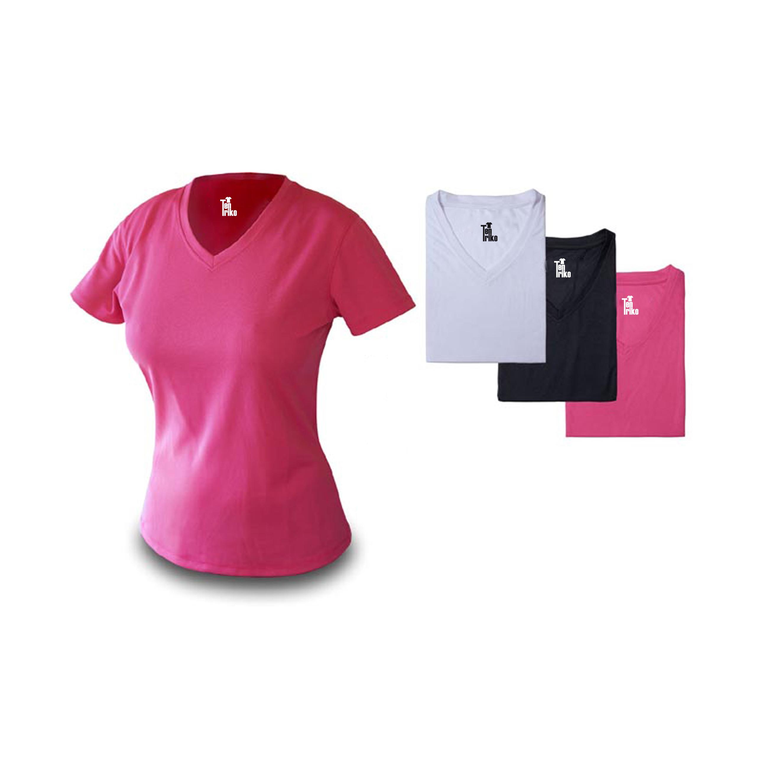 3 חולצות דרייפיט נשים