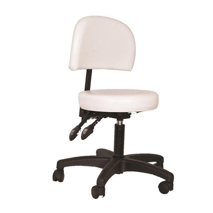 כסא עגול גב קטן KK02