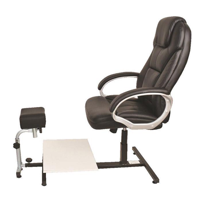כסא פדיקור מנהלים  KP05