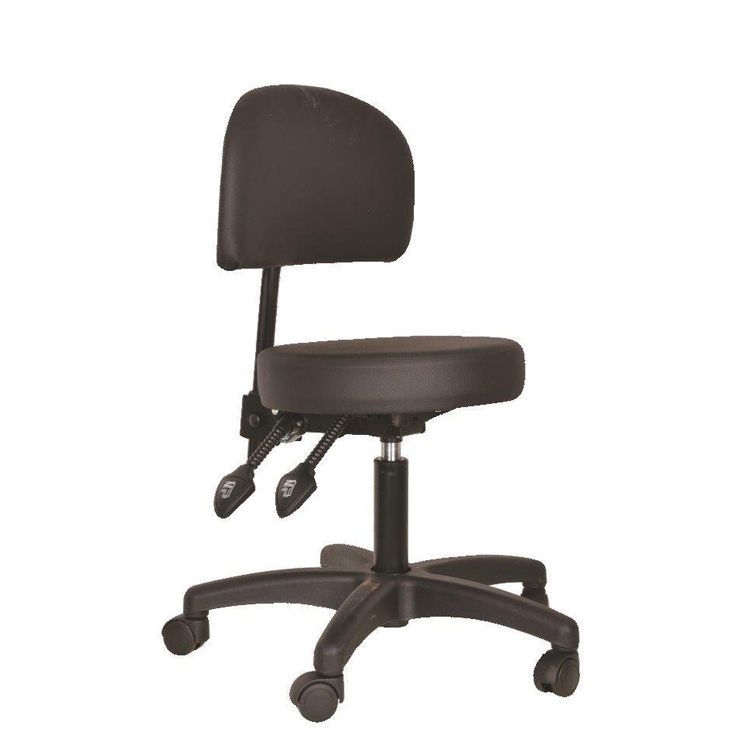 כסא עגול גב קטן KK03