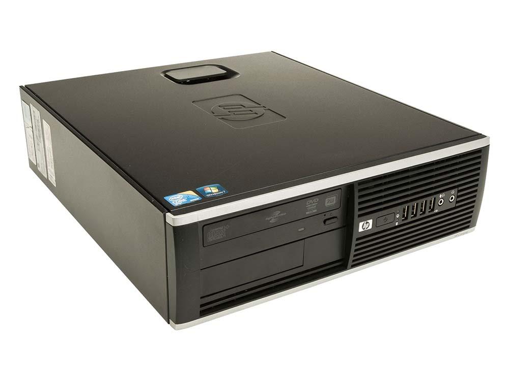 מחשב נייח 8300 HP ELITE מעבד I5 זיכרון 4GB דיסק קשיח 500GB ומערכת הפעלה WIN 7 **מחודש**