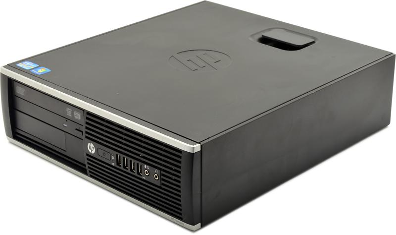 מחשב נייח HP 8200 ELITE מעבד i5 זיכרון 4GB דיסק קשיח 500GB ומערכת הפעלה WIN 7 PROi