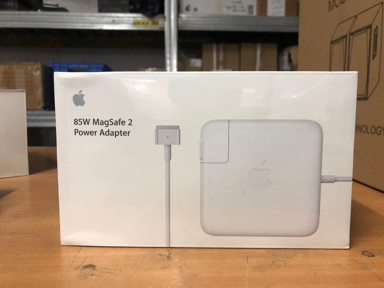 מטען מקורי למחשב נייד אפל 85W Apple MacBook MagSafe 2