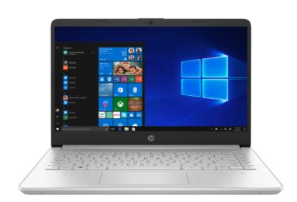 HP 445 G7 Ryzen 5 4500U 8GB 256SSD מחשב נייד