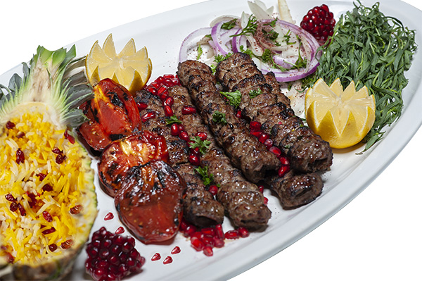 Persian Koobideh Kabab