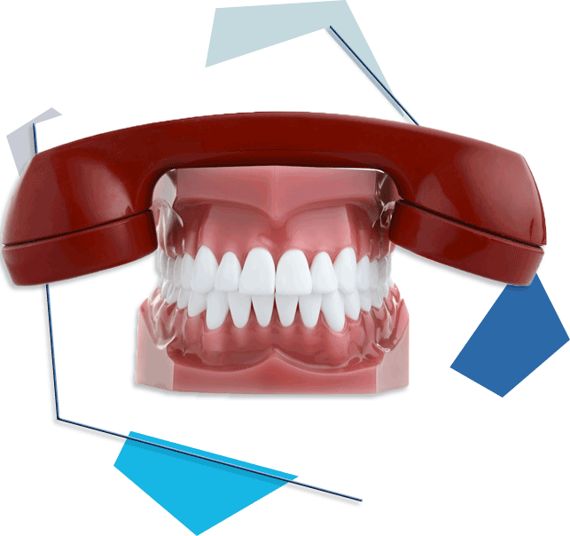 dental model phone